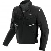 Jaqueta Spidi Adventurer H2OUT Black - Só XL e 2XL