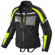 Jaqueta Spidi Armakore H2Out e Ventilada - Big Trail Parka