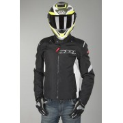 Jaqueta Spidi Flash H2OUT Black/Grey/White
