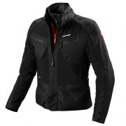 Jaqueta Spidi Intercruiser H2OUT/Ventilada Parka - BlackOferta