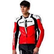 Jaqueta Spidi R/T em Couro (rt) - (52 à 58) - Semana do Motociclista