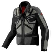 Jaqueta Spidi Ventamax Black/Gray H2Out e Ventilada (Parka)