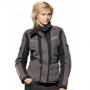 Jaqueta Spidi Venture Lady Black/Antracite H2Out