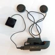 Kit Audio e Microphone Cardo p/ G4