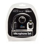Kit Microfone para Intercomunicador Sho 1 Cardo