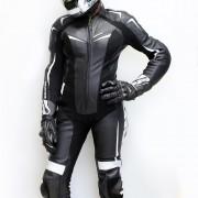 Macacão Spidi Mantis Wind Pro Lady Black (Feminino) Lançamento