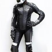Macacão Spidi Mantis Wind Pro Lady Black (Feminino)  - BlackOferta