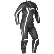 Macacão Tutto Moto Racing Lady Feminina - GANHE Protetor de Coluna Tutto Combat - Oferta!!!