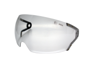 Viseira Nexx X60 Ice Cristal C/ Lateral Prata