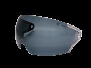 Viseira Nexx X60 Ice Fumê C/ Lateral Prata