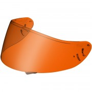 Viseira Shoei CW-1 Orange fire (X-Spirit II, XR-1100 e Qwest)