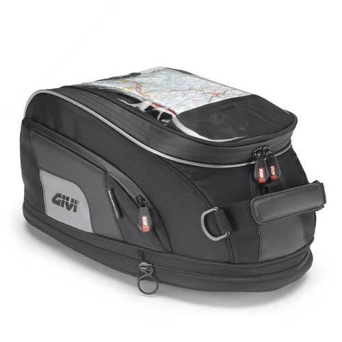 8c7b9e8ca45 Bolsa de Tanque Givi Tranklock XS307 até 15lts Porta Celular, GPS e ...