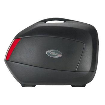 Baú Lateral Givi V35 Lente VM (O Par) - Pronta Entrega  - Nova Suzuki Motos e Acessórios