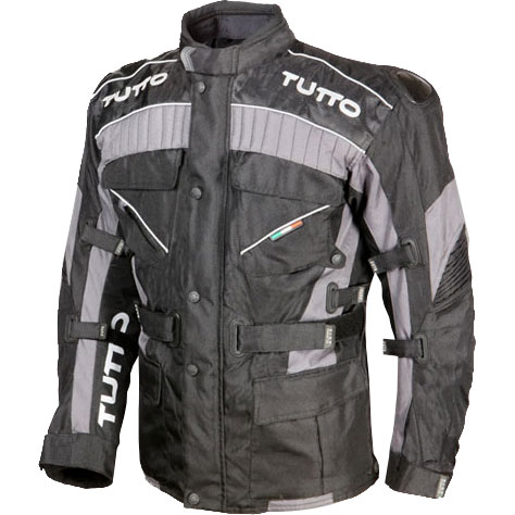 Jaqueta Tutto Parka Endurance Impermeavel  - Nova Suzuki Motos e Acessórios