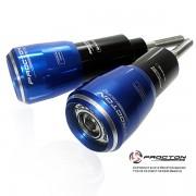 Slider Dianteiro Procton  com Amortecimento GSX R1000 (08/10)