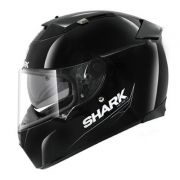 Capacete Shark Speed-R Blank BLK - Motos Naked - Só 61/62