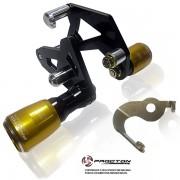 Slider Dianteiro Procton com Amortecimento p/ CBR 1000RR 08/11 ABS