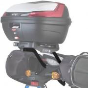 Base/Monorack Givi 3100FZ p/ Suzuki GSR 750 (11 à 16) - Pronta Entrega