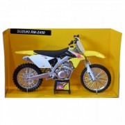 Miniatura Moto Suzuki RM-Z450 Oficial