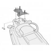 Suporte para base do baú Givi SR3101M (baú nacional) DL650 (12 à 17) - Pronta Entrega