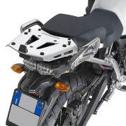 Base/Rack de baú Monokey Givi SRA2101 Alumínio para XT1200 Super Teneré 14/15 (Baús Importados) - Pronta Entrega