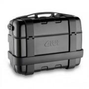 Baú Givi TREKKER ALUMINUM Black 33 LITROS TRK33B (lateral ou traseiro) - Pronta Entrega