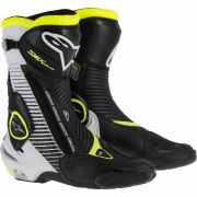Bota Alpinestars SMX Plus (Black/White/Yellow)