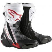 Bota Alpinestars Supertech R - (Black/Red/White)