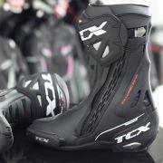 Bota TCX RT-Race Preta - Esportiva