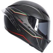 Capacete AGV Pista GP Rossi Gran Premio Itália - Super Oferta!
