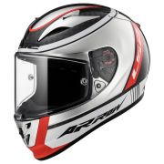 Capacete Ls2 FF323 Arrow C Indy Chrome
