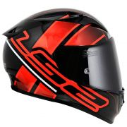 Capacete LS2 FF323 Arrow R Ion Black/Red