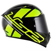 Capacete LS2 FF323 Arrow R Ion Black/Yellow