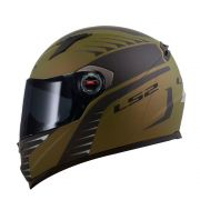 Capacete LS2 FF358 Air Fighter Matte Green/Black