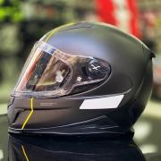 Capacete Nexx XR2 Carbon Dark Division - Esportivo