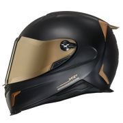 Capacete Nexx XR2 Carbon Golden Edition NOVO!