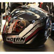 Capacete Nolan N64 MotoGP - Ganhe Touca Balaclava - MegaOferta!