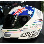Capacete Nolan N64 Réplica Casey Stoner Tribute - Ganhe Touca Balaclava