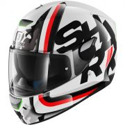 Capacete Shark Skwal Cargo WKR c/ Led