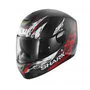 Capacete Shark Skwal Ellipse KRW c/ Led