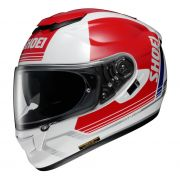 Capacete Shoei GT-Air Decade TC-1 c/ Pinlock Anti-Embaçante + Viseira Solar