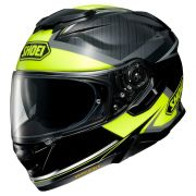 Capacete Shoei GT-Air II Affair TC-3 Amarelo C/ Viseira Solar e Pinlock Anti-Embaçante - GT-Air 2