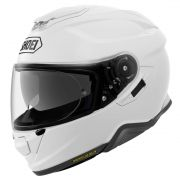 Capacete Shoei GT-Air II Branco C/ Viseira Solar e Pinlock Anti-Embaçante - GT-Air 2