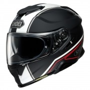 Capacete Shoei GT-Air II Panorama TC-5 Preto/Cz/Vm Com Pinlock Anti-Embaçante - GT-Air 2