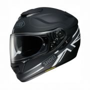 Capacete Shoei GT-Air Royalty TC-5 Preto/Cinza c/ Pinlock Anti-Embaçante + c/ Viseira Solar