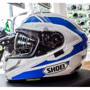 Capacete Shoei GT-Air Swayer TC-2 c/ Pinlock Anti-Embaçante + c/ Viseira Solar
