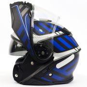Capacete Shoei Neotec 2 Splicer TC-2 Azul Escamoteável/Articulado