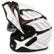 Capacete Shoei Neotec 2 Splicer TC-6 Red Escamoteável/Articulado