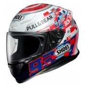 Capacete Shoei NXR Marc Marques Power Up para Esportivas