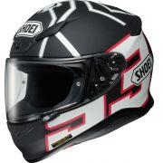 Capacete Shoei NXR Marc Marquez Replica Black Antr Fosco - 64/2XL